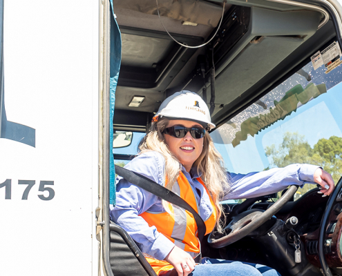 1500 x 630 Truck Driver